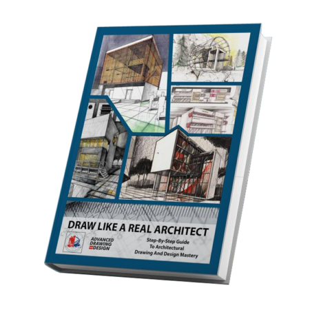 Draw Like A Real Architect Ebook