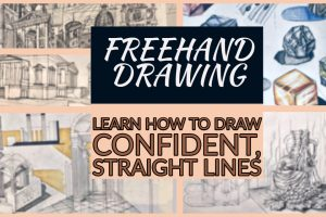 Learn How To Draw Confident, Straight Lines